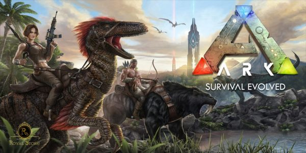 خرید بازی ARK: Survival Evolved