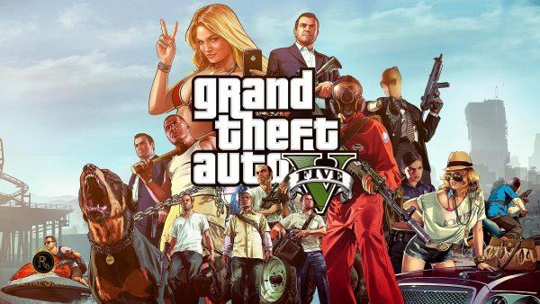 خرید GTA V Premium Online Edition