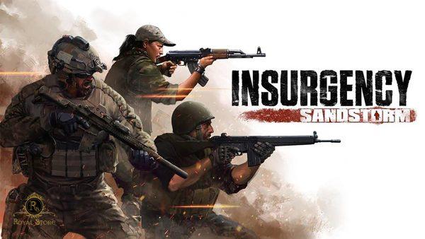 خرید بازی Insurgency: Sandstorm