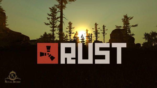خرید بازی Rust