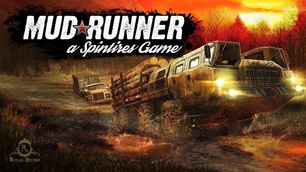 خرید بازی Spintires: MudRunner