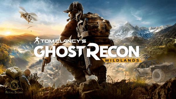 خرید بازی Ghost Recon: Wildlands