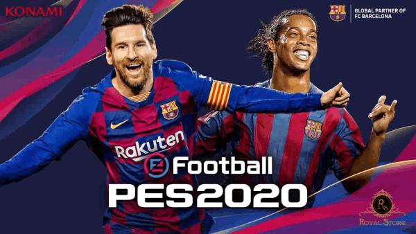 بازی eFootball PES 2020 - پی ای اس 2020
